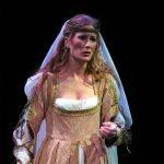 as Pamina (Die Zauberflote) 2